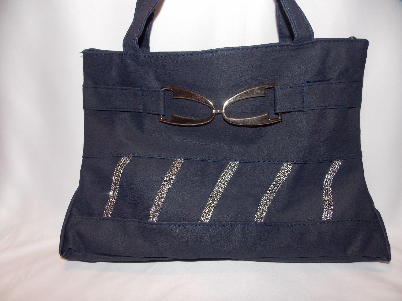 Navy Handbag (107Nvy)