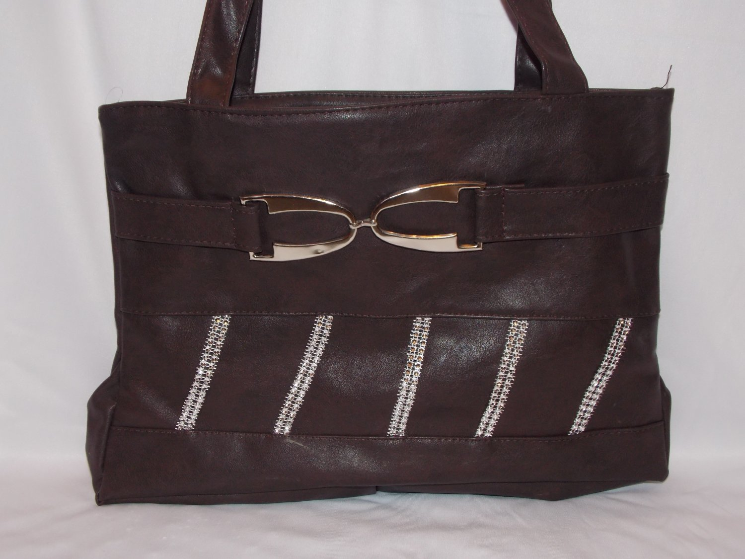 Brown Handbag (107 Drk Brown)