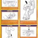 Vinteja charts of - M41A Stripping - A3 Paper Print