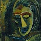 Pablo Picasso - Woman's Head - A3 Paper Print