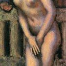 Susanna in the bath [2] by Franz von Stuck - A3 Poster