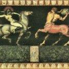 Amazon and the Centaur by Franz von Stuck - A3 Poster