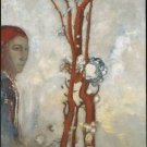 Red Tree, 1905 - 24x18 IN Poster