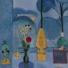 Henri Matisse - The Blue Window - A3 Poster