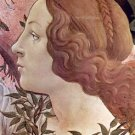 Birth of Venus Detail 2 by Botticelli - 24x18 IN Canvas