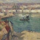 Port of Dieppe 01 - 24x18 IN Poster