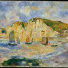 Sea and Cliffs, 1883 - 24x18 IN Poster