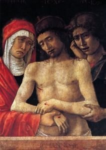 Pieta [3] by Bellini - 24x18 IN Poster