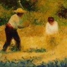 The Stone Breaker 1, 1884 - 24x18 IN Poster