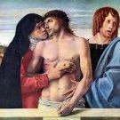 Pieta [1] by Bellini - 24x18 IN Poster