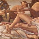 Venus and Mars by Botticelli - Poster (24x32IN)
