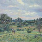 Outskirts of Auvers, 1879 - 24x18 IN Canvas