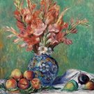 Flowers and Fruits, 1889 - 24x18 IN Canvas