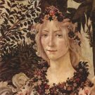 Spring (Primavera), detail [2] by Botticelli - A3 Poster