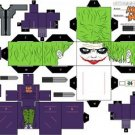 Vinteja charts of - BOX - Joker (Batman) - A3 Paper Print