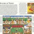 Vinteja charts of - ML (112) -  - A3 Paper Print