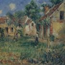 Small Farm in the Outskirts of Caen, 1928 - A3 Poster
