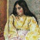 Portrait of Jeanne, 1893 - 24x18 IN Poster