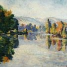 The Creuse in Autumn, 1920 - A3 Poster