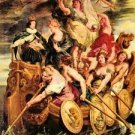 The Medici's [2] by Rubens - Poster Print (24 X 18 Inch)