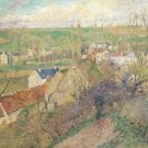 View of Osny near Pontoise, 1883 - Poster (24x32IN)