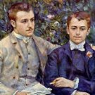 Charles and Georges Durand-Ruel, 1882 - 24x18 IN Poster
