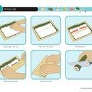 Vinteja charts of - Maki Sushi - A3 Paper Print