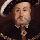 Portrait of a King Henry VIII. u.d - 24x32 IN Canvas