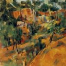 Corner of Quarry, 1900-02 - 24x18 IN Canvas