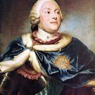 Portrait of the Elector Friedrich Christian by Raphael - 24x18 IN Poster