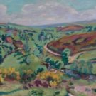 Landscape of Creuse, 1910 01 - 24x32 IN Canvas