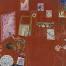 Henri Matisse - The Red Studio - 24x18IN Paper Print