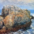 Sylph's Rock, Appledore, 1907 - A3 Poster