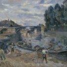 The Bridge of Sully, Paris, 1886 - A3 Poster