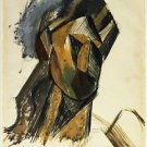 Pablo Picasso - Head of a Woman - Poster (24x32IN)