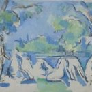 Study for Bathers, 1902-06 - 24x18 IN Canvas