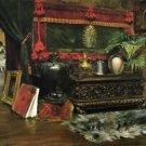 A Corner of My Studio, 1895 - 24x18 IN Canvas