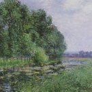 The Eure in Summer, 1902 01 - A3 Poster