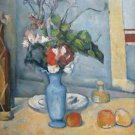 The Blue Vase, 1889-90 - 24x18 IN Poster