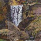 Landscape of the Creuse, 1895 - 24x32 IN Canvas