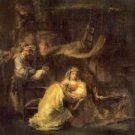Circumcision of Christ by Rembrandt - A3 Paper Print