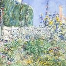Thaxter's Garden, 1892 - A3 Poster