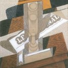 Light up by Juan Gris - 24x18 IN Poster