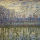 On the Shores of Loing, 1896 - Poster (24x32IN)