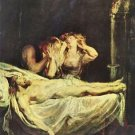 Lamentation of Christ by Rubens - 24x18 IN Poster