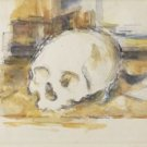 Study of a Skull, 1902-04 - 24x32 IN Canvas