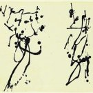 Jackson Pollock - Untitled (4) - 24x18IN Paper Print