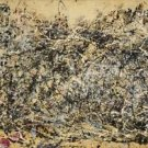 Jackson Pollock - Number 1A, 1948 - 30x40IN Canvas Painting