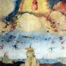 Hell, detail [2] by Bosch - A3 Poster