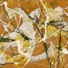 Jackson Pollock - Number 7, 1950 - 30x40IN Canvas Painting